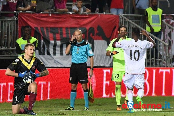 """Bernardini: """"Penalty? Quarto uomo ha confermato il tocco della palla"""" - aSalerno.it"""