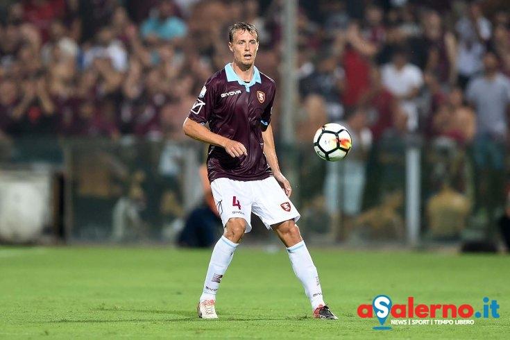 Difesa decimata contro il Parma, Bernardini ha una costola rotta - aSalerno.it