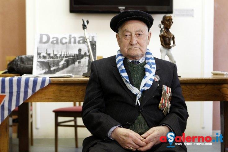 Oltre l'inferno del nazismo: si è spento il salernitano Antonio Iacuzzo - aSalerno.it