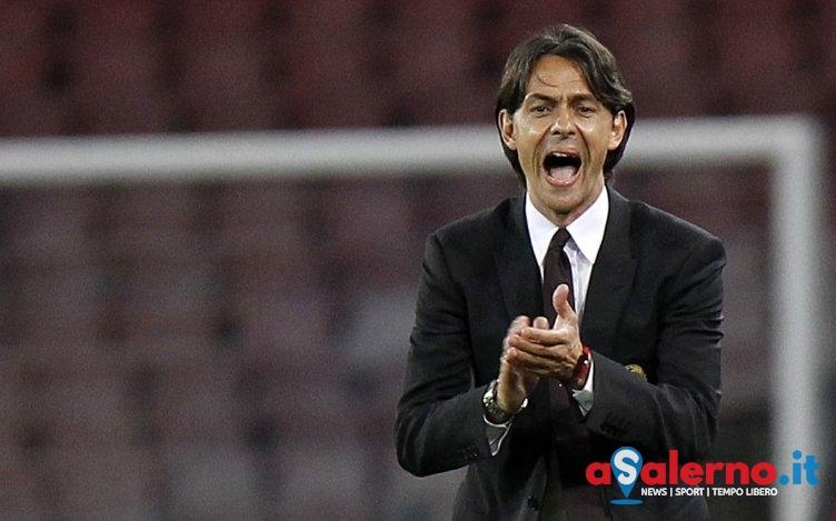 """Inzaghi non si nasconde: """"Se sta bene Andelkovic giochiamo col 3-5-2. Loro? Mai distrarsi"""" - aSalerno.it"""