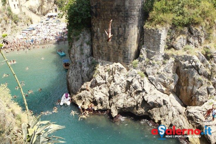 Fratture sul costone roccioso: chiuso il fiordo di Furore - aSalerno.it