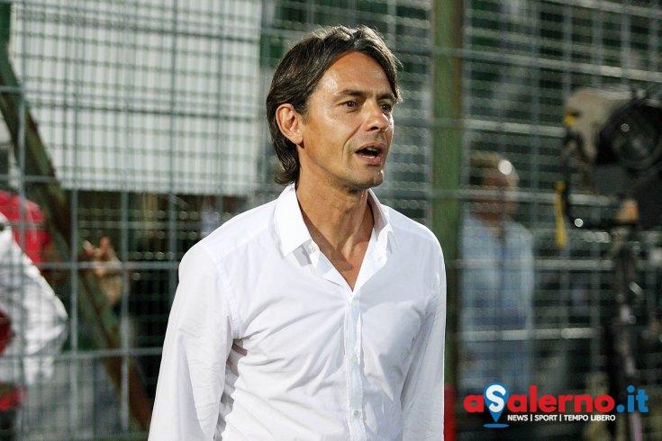 """Inzaghi: """"Contento di essere al livello della Salernitana"""" - aSalerno.it"""