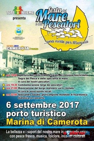Torna sul porto di Camerota la Festa del mare e dei pescatori - aSalerno.it