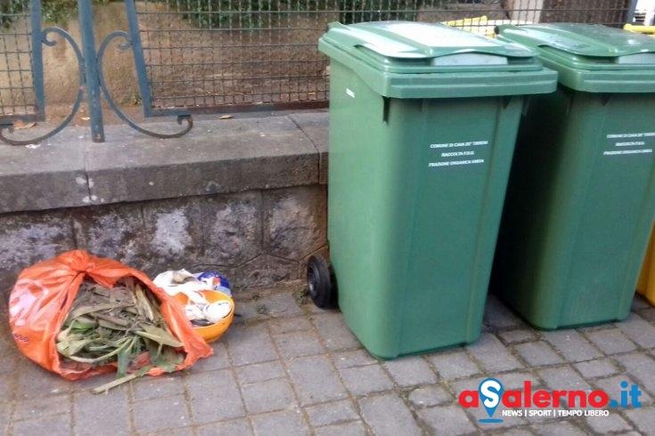 Cava, rifiuti gettati fuori orario: multe di 500 euro - aSalerno.it
