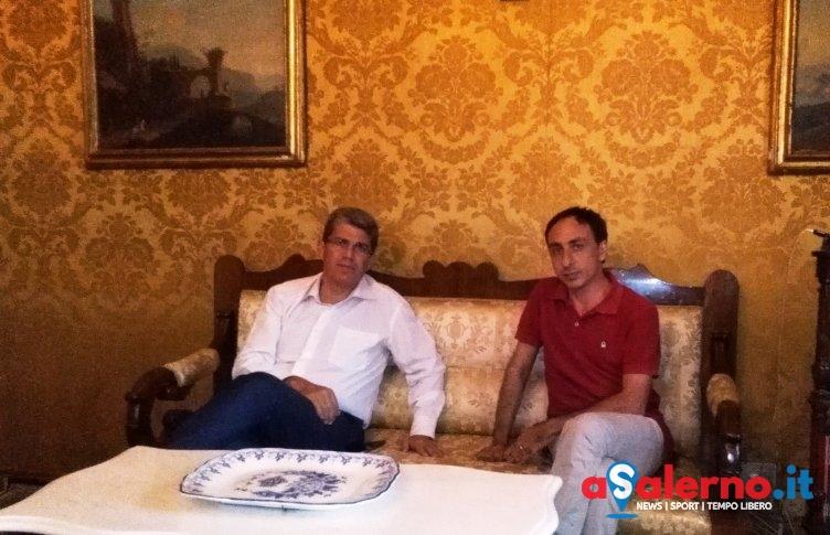 Emergenza incendi, i sindaci Servalli e Di Martino chiedono incontro con De Luca - aSalerno.it