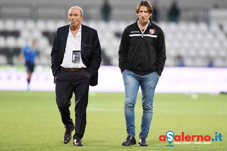 """Fabiani: """"Abbiamo fatto un passo importante, pensiamo già al Bari"""" - aSalerno.it"""