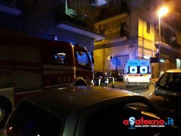 Accusa un malore in casa, vigili del fuoco e Avis in via Calenda - aSalerno.it