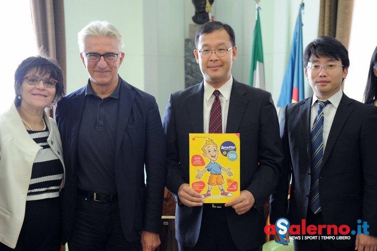 Salerno è la prima città in Europa ad ospitare la GrapeSeed per bambini bilingue - aSalerno.it