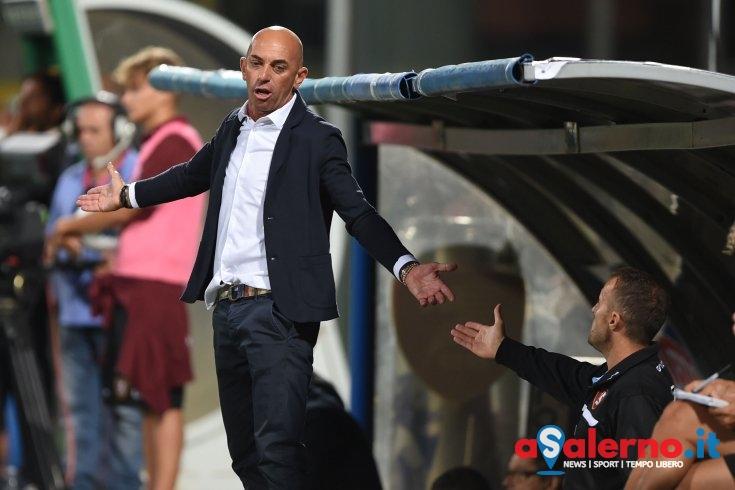 """Bollini: """"Per il gioco espresso meritavamo di vincere"""" - aSalerno.it"""