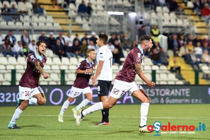 """Schiavi: """"Reazione da squadra compatta. Tre punti con lo Spezia"""" - aSalerno.it"""