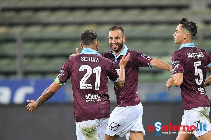 Salernitana: i tre punti per fare un bel salto in classifica - aSalerno.it