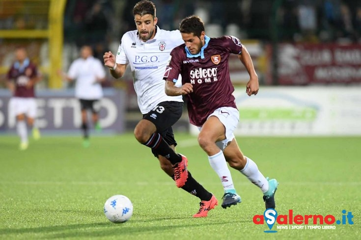 Salernitana: ora conta solo vincere - aSalerno.it