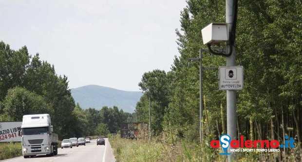 Agropoli, autovelox legittimo: Tribunale di Vallo della Lucania conferma la sentenza del Giudice di Pace - aSalerno.it