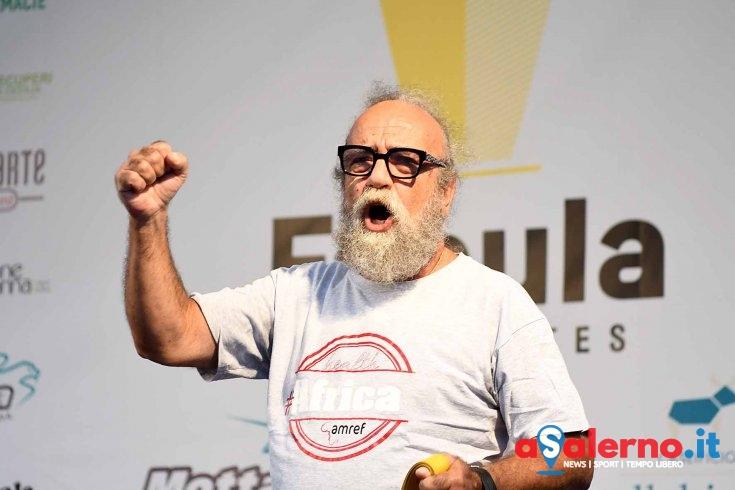 Premio Fabula 2017, Giobbe Covatta taglia il nastro dell'ottava edizione - aSalerno.it