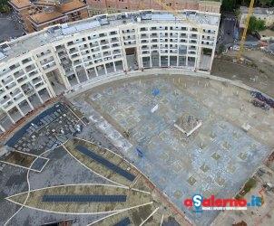 piazza della libertà crescent