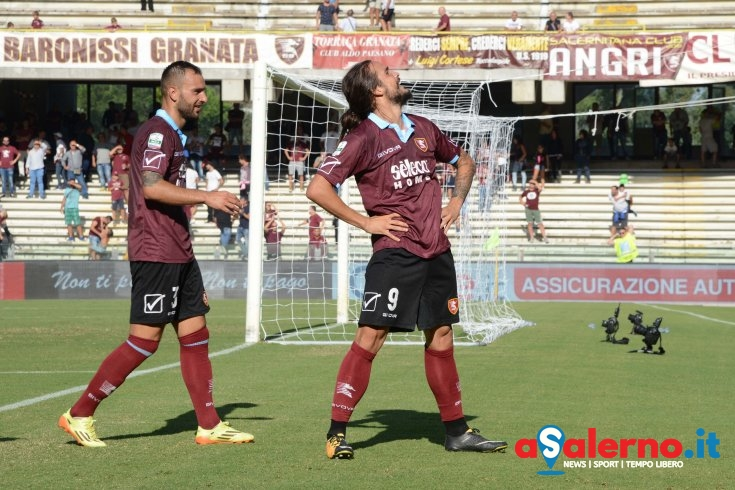 "Vola la Salernitana, doppietta di ""Peter Pan"" Rodriguez allo Spezia - aSalerno.it"