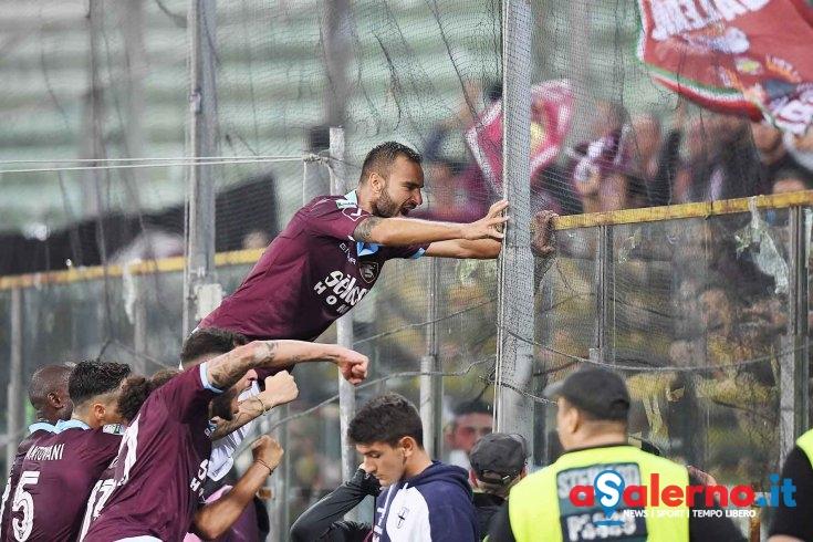 Salernitana di carattere: finisce 2-2 al Tardini - aSalerno.it