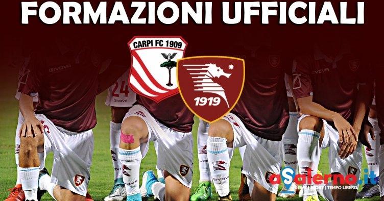 Bollini spiazza tutti, in campo con il 3-5-2: fuori Sprocati, dentro Gatto - aSalerno.it