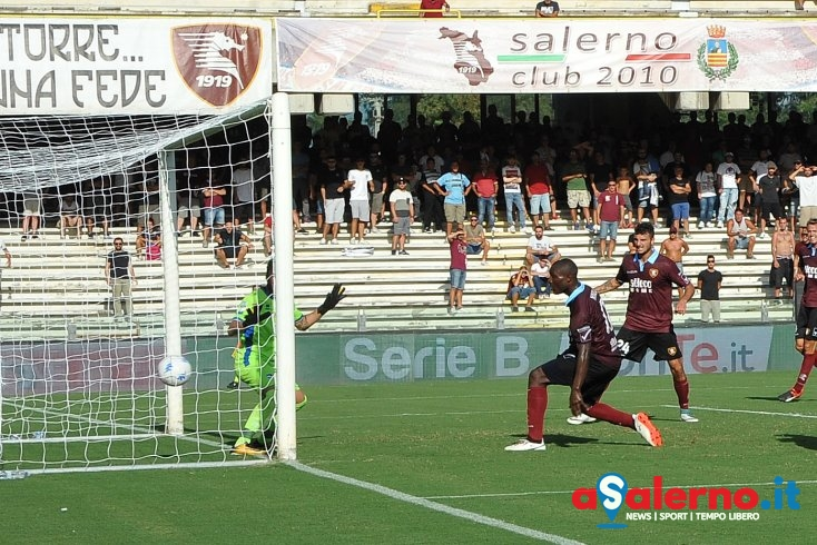 Finisce 2-2 tra Salernitana e Pescara - aSalerno.it