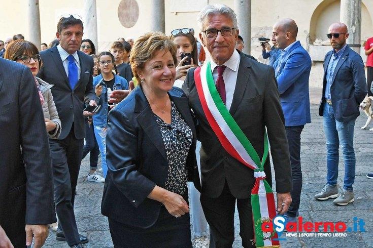 """Anche il sindaco Napoli in Cattedrale: """"Salerno si riconosce in San Matteo"""" - aSalerno.it"""