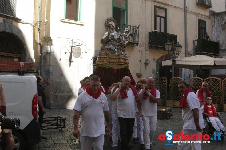 Dietrofront a Palazzo di Città, domani entra San Matteo - aSalerno.it