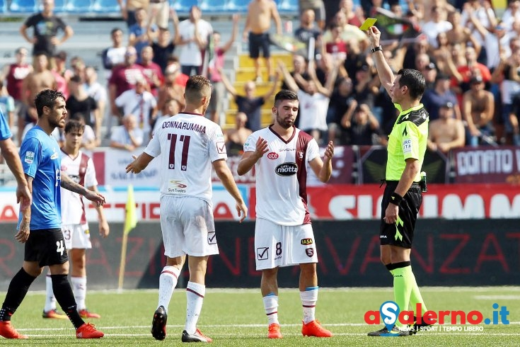 Carpi-Salernitana: fischia Pezzuto - aSalerno.it