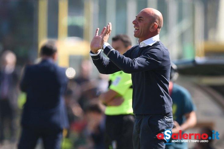 """Bollini: """"Abbiamo perso una sola partita, contento per Rodriguez """" - aSalerno.it"""