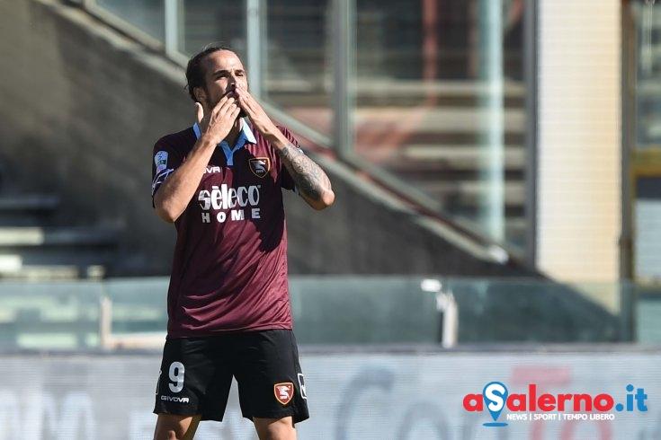 Rodriguez si riscatta: Salernitana-Spezia 1-0 al primo tempo - aSalerno.it