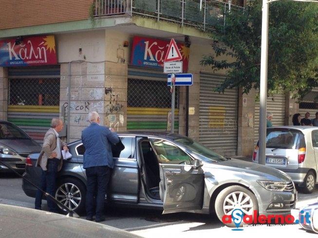 """Incidente in via Lanzalone, De Luca: """"Solo sciacallaggio politico"""" - aSalerno.it"""