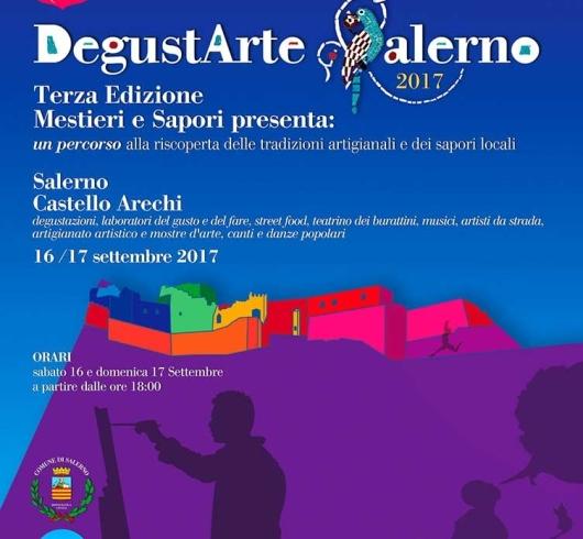 """Storie di arti, botteghe e sapori: torna a Salerno """"DegustArte"""" - aSalerno.it"""
