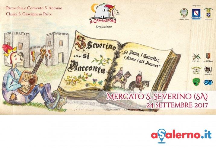 """Al via la prima edizione di """"S.Severino si racconta-Le Dame, i Cavalieri, l'Arme e gli Amori"""" - aSalerno.it"""