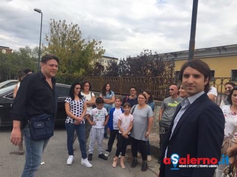 Servizio scuolabus interrotto, Santoro incontra le famiglie di Fuorni - aSalerno.it