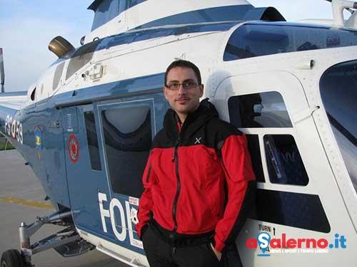 Cede la corda di sicurezza, morto nel salernitano Roberto Giacobbe - aSalerno.it