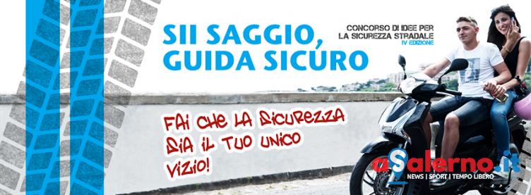 """A Salerno la prima tappa del roadshow """"Sii Saggio, Guida Sicuro"""" - aSalerno.it"""