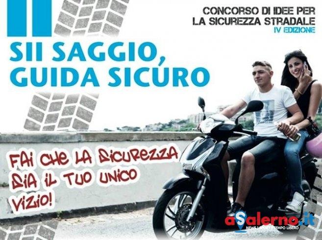 """Partito a Salerno il roadshow """"Sii Saggio, Guida Sicuro"""" - aSalerno.it"""
