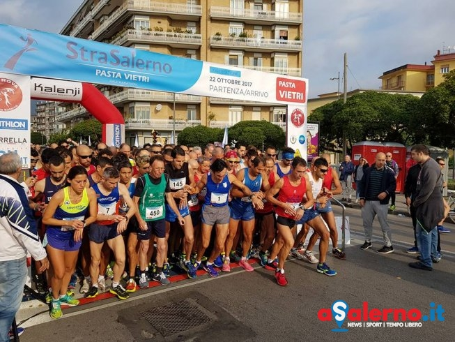 Strasalernitani: partiti per la 10.500 km - aSalerno.it