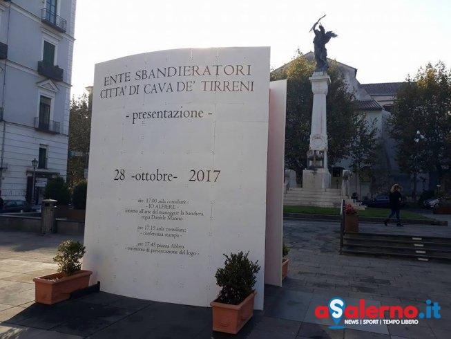 Cava, domani l'Ente Sbandieratori si presenta alla città con una performance teatrale - aSalerno.it