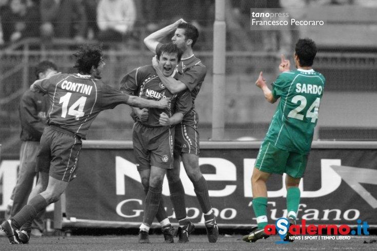 Continua la polemica ad Avellino sul gesto di Minala ma nel 2004.. – LE FOTO - aSalerno.it
