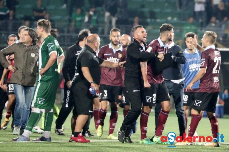 Giudice Sportivo: Squalifica per Minala e 5mila euro per la Salernitana e il camerunense - aSalerno.it
