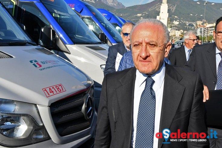 Nuova ordinanza in Campania, Trasporto pubblico locale ridotto al 50% - aSalerno.it