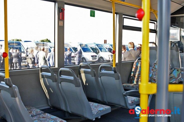 Salerno, tenta di molestare 15enne su un bus: arrestato cittadino macedone - aSalerno.it