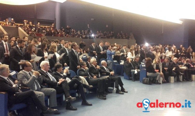 Giornate della Scuola Medica Salernitana: quasi 200 neolaureati per il Giuramento di Ippocrate - aSalerno.it