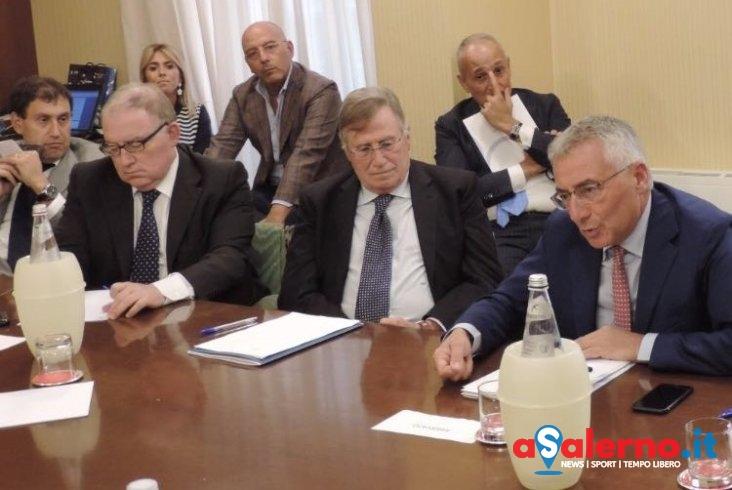 Incontro Confindustria Salerno e Procura della Repubblica di Salerno - aSalerno.it