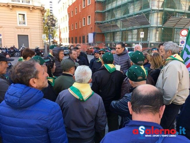 Rilancio dell'agricoltura, lavoratori in piazza a Salerno con i sindacalisti della Fai Cisl - aSalerno.it