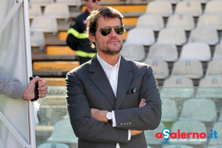"""Mezzaroma:""""Ci stiamo sforzando per alzare l'asticella"""" - aSalerno.it"""