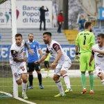 Novara - Salernitana Campionato serie B 2015 2016