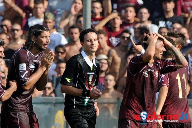 Martinelli fischia all'Adriatico - aSalerno.it