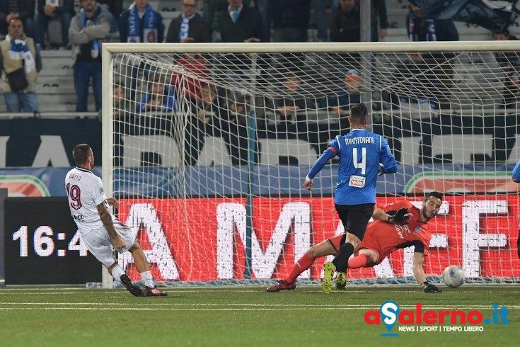 """Lo """"zampino"""" di Gatto illude, Da Cruz rimedia: Novara-Salernitana 1-1 - aSalerno.it"""