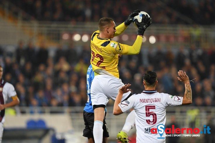 """Radunovic: """"Mi assumo le responsabilità sul goal. Empoli esame duro"""" - aSalerno.it"""