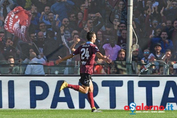 """Bocalon: """"Ennesimo segnale di una squadra che ha carattere"""" - aSalerno.it"""